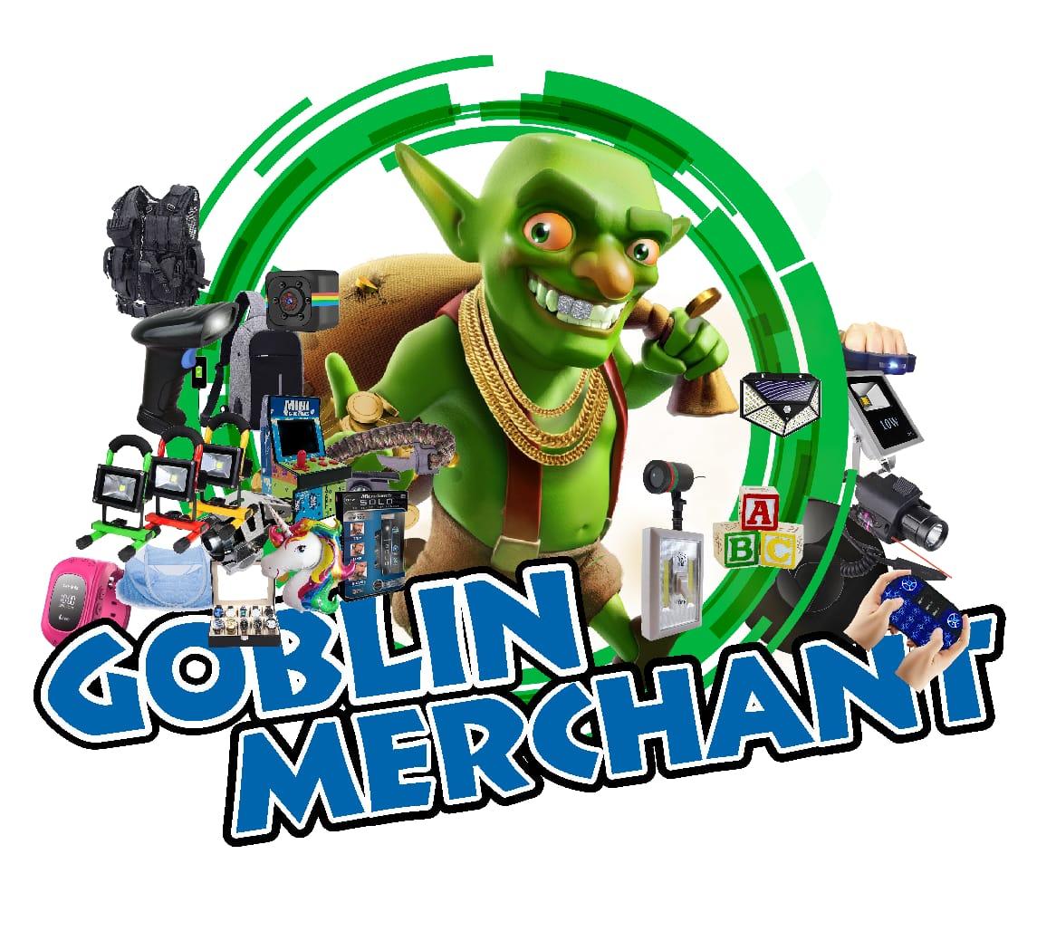 Goblin Merchant Online Store