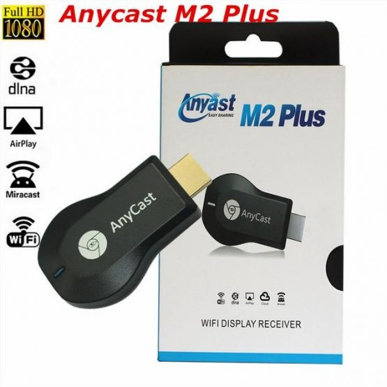 ANYCAST M2 PLUS – WIFI DISPLAY RECEIVER