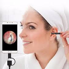 2-IN-1 EAR CLEANING TOOL AND ENDOSCOPE