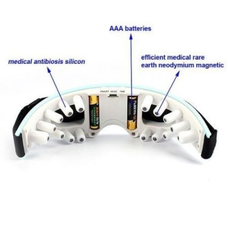 ALLEVIATE FATIGUE HEAD STRESS RELAX – NEW ELECTRIC EYE MASSAGER HEALTH CARE