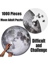 1000PC MOON PUZZLE