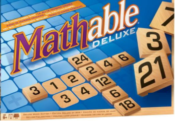 MATHABLE DELUXE BOARD GAME