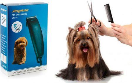 ELECTRIC HAIR PET CLIPPER JH-661