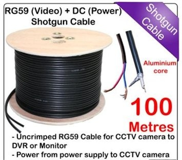 100M RG59 CABLE