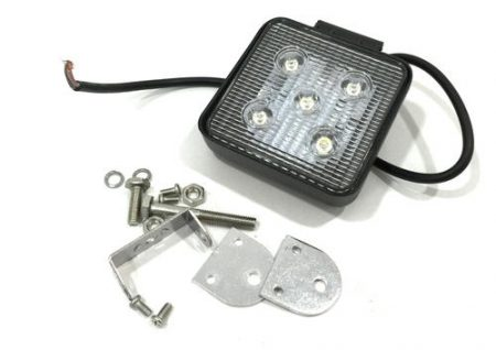 15W 12V LED VEHICLE SPOT LIGHTS