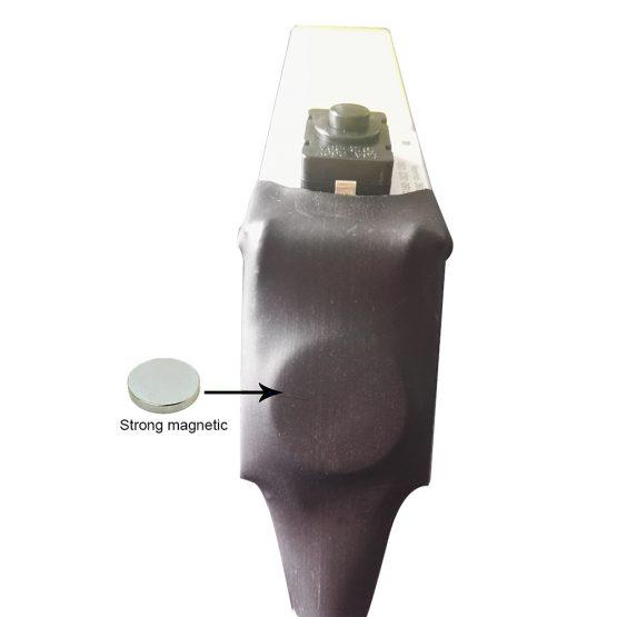 12V MINI PORTABLE MAGNETIC COB LED WORK LIGHT